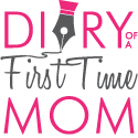 Diary of A First Time Mom logo