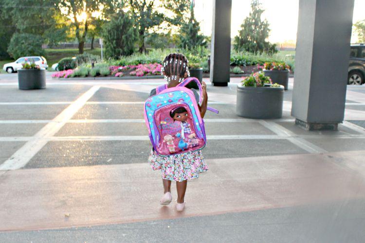 Pack Book Bag
