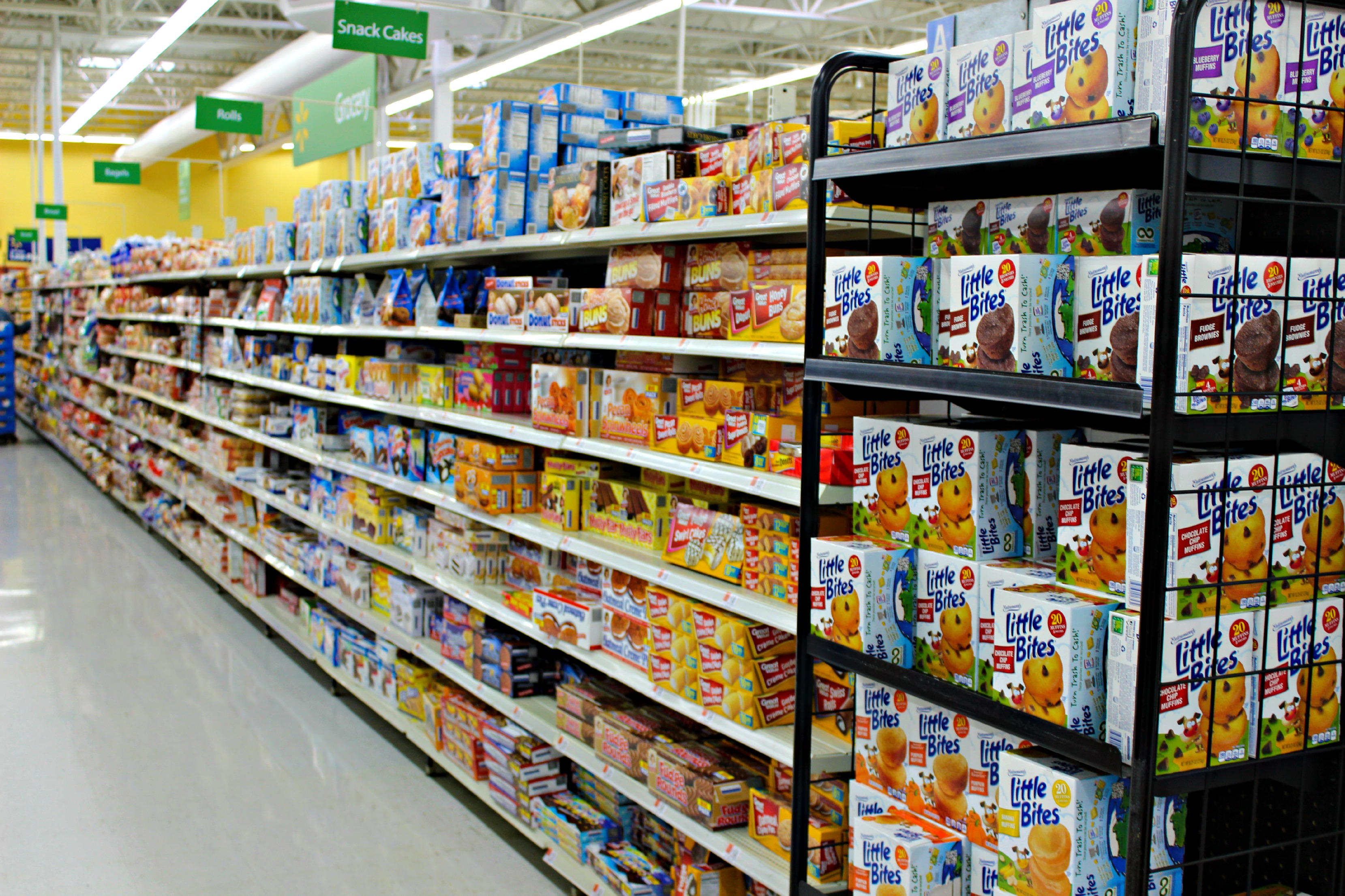 Weight Watchers Aisle