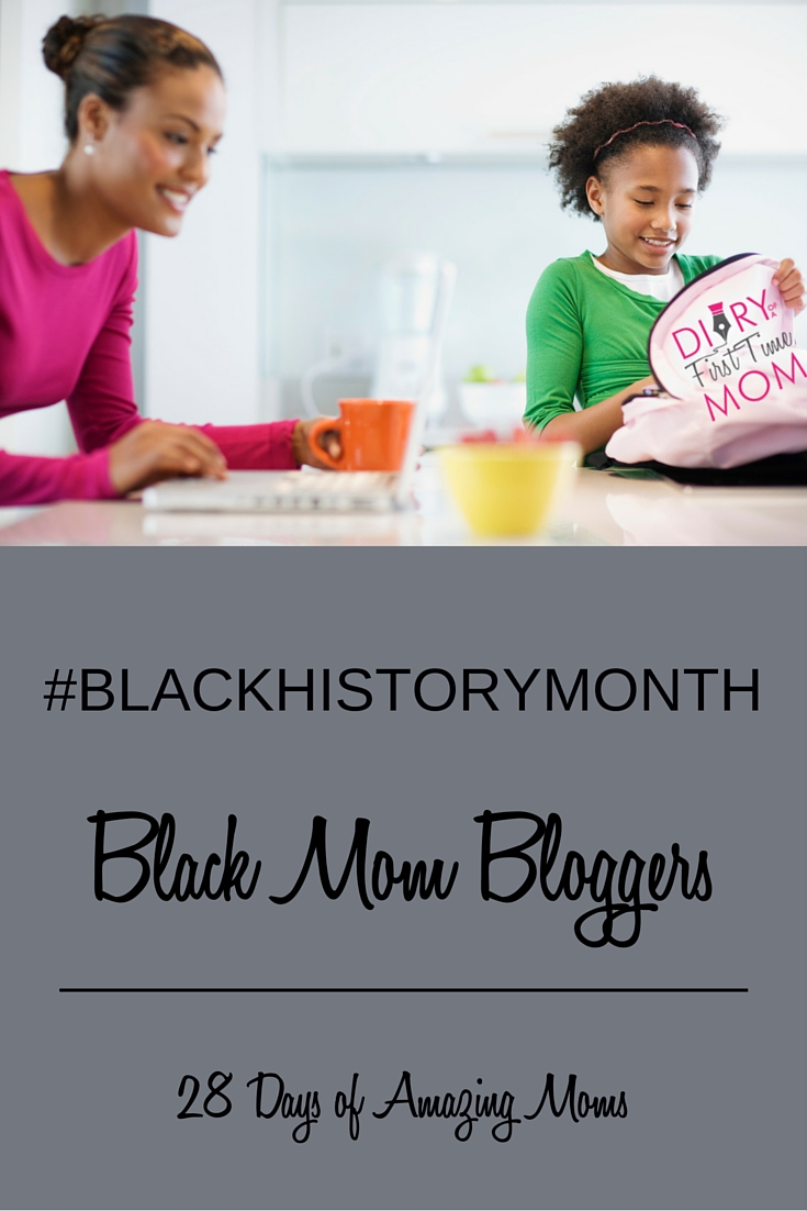 #blackhistorymonth black mom bloggers
