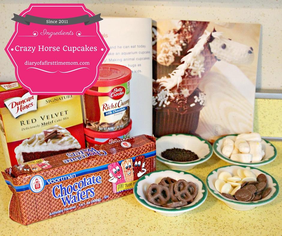 Voortman Crazy Horse Cupcakes
